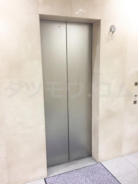 ゴリラクリニック銀座院のエレベーター