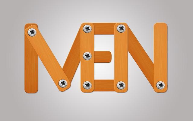 menの絵