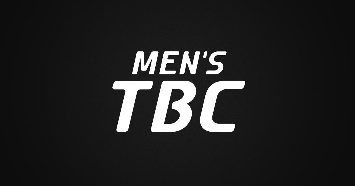 メンズTBCのロゴ