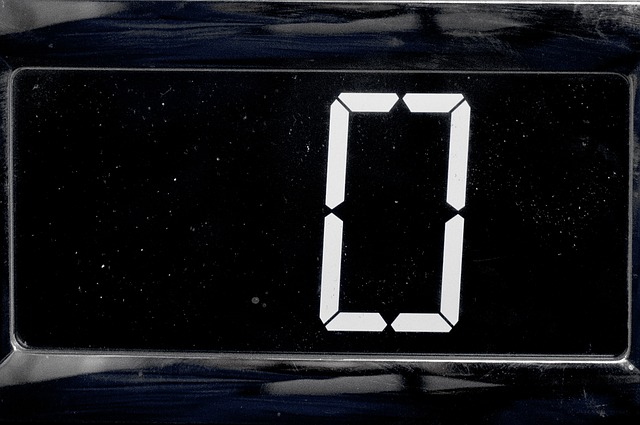 数字のゼロ