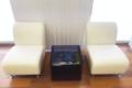 キレイモ(KIREIMO)秋葉原店の椅子
