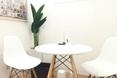 キレイモ(KIREIMO)藤沢南口店の椅子と机
