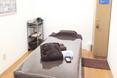 キレイモ(KIREIMO)藤沢南口店のベッドと施術室