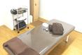 キレイモ(KIREIMO)博多駅前店の施術室とベッド