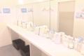 キレイモ(KIREIMO)博多駅前店の化粧台
