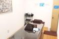 キレイモ(KIREIMO)五反田店の施術室とベッド