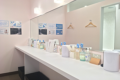 キレイモ(KIREIMO)八王子駅前店の化粧台