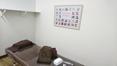 キレイモ(KIREIMO)姫路駅前店の施術室とベッド