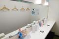 キレイモ(KIREIMO)姫路駅前店の化粧台