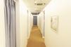 キレイモ(KIREIMO)鹿児島いづろ通店の廊下