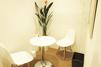 キレイモ(KIREIMO)鹿児島いづろ通店の椅子と机