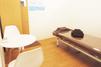 キレイモ(KIREIMO)鹿児島いづろ通店のベッドと施術室