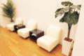 キレイモ(KIREIMO)鹿児島いづろ通店の椅子