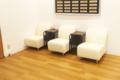 キレイモ(KIREIMO)柏店の待合室