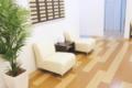 キレイモ(KIREIMO)川崎店の待合室
