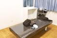 キレイモ(KIREIMO)錦糸町店のベッド