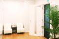 キレイモ(KIREIMO)錦糸町店の待合室と開いているドア
