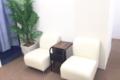 キレイモ(KIREIMO)北千住店の椅子