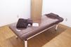 キレイモ(KIREIMO)熊本下通店の施術室とベッド