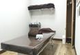 キレイモ(KIREIMO)溝の口駅前店の施術室とベッド
