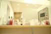 キレイモ(KIREIMO)新潟万代店の化粧台