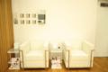 キレイモ(KIREIMO)新潟万代店の椅子