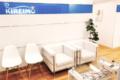 キレイモ札幌大通店の待合室