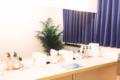 キレイモ札幌大通店の化粧室