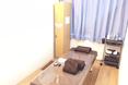 キレイモ(kireimo)札幌駅前店のベッド