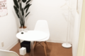 キレイモ仙台東映プラザ店の椅子