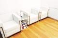 キレイモ(KIREIMO)心斎橋駅前店の椅子