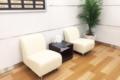 キレイモ(KIREIMO)梅田店の椅子