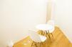 キレイモ(KIREIMO)横浜西口店の椅子と机
