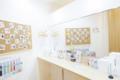 キレイモ(KIREIMO)横浜西口店の化粧台
