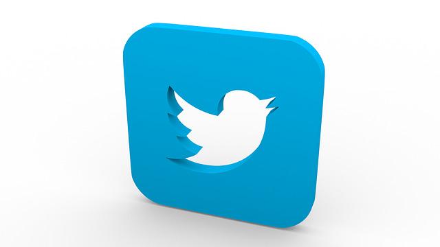 リアルなTwitterマーク