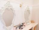 ジェイエステティックの大きな鏡