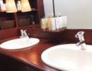 ジェイエステティックの洗面台