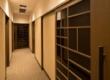 メンズキレイモの廊下