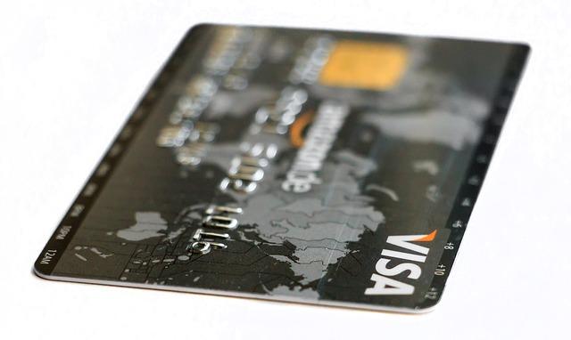 黒いクレジットカード