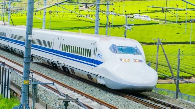 東海道新幹線の700系